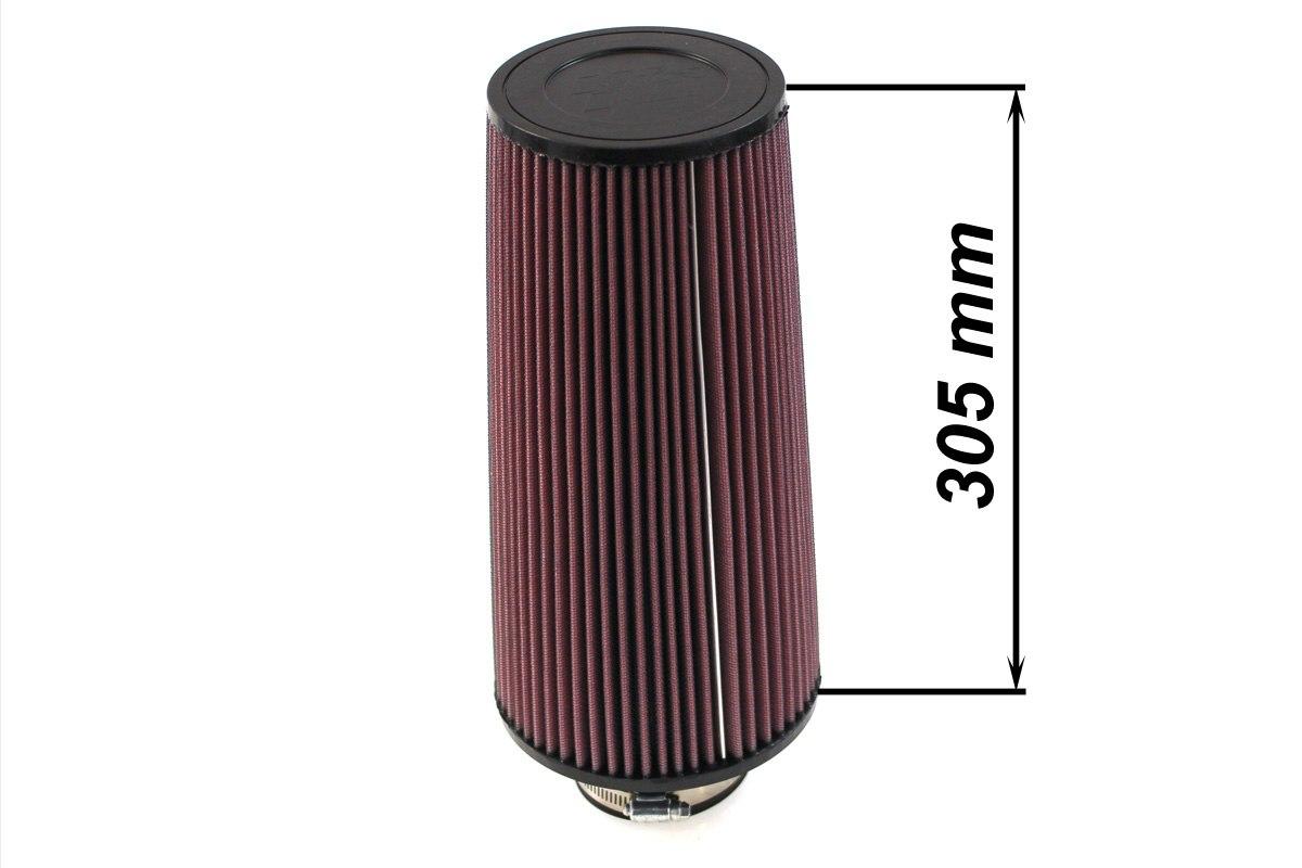 Filtr stożkowy K&N RE-0800 60-77mm - GRUBYGARAGE - Sklep Tuningowy